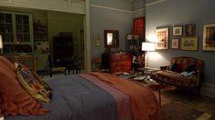 """Elise's apartment in """"The Adjustment Bureau"""""""