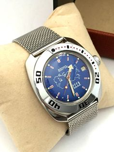 RARE Chunky Vintage men's watch called EAST