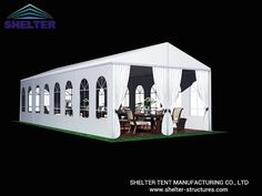 Small Tent | Catering Tent | Banquet Tent | 5*12m