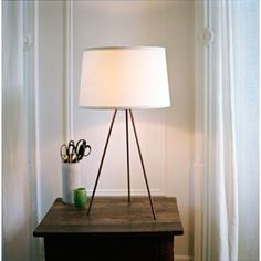 weegee table lamp