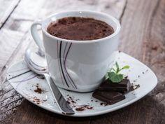 Chocolate Caliente de Nutella