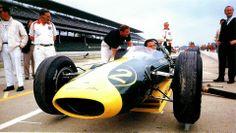 1963 Indianapolis 500 - Jim CLARK