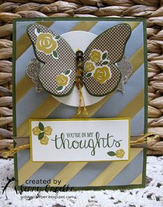 Giddy Stamper: Beautiful Thoughts ~ CCMC378