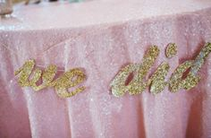 25 Ways to Add Sparkle to Your Wedding Day | OneWed