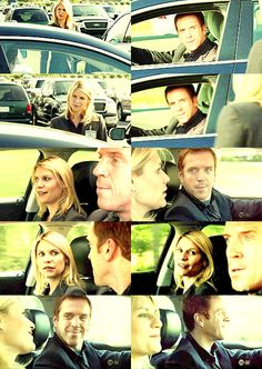 Homeland- Carrie and Brody...I hate to love them so much!