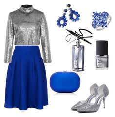 Designer Clothes, Shoes & Bags for Women Nars Cosmetics, Cartier, J Crew, Skirts, Polyvore, Stuff To Buy, Blue, Shopping, Collection