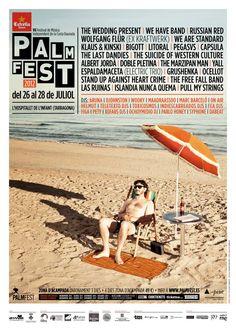 Palm Fest - http://www.palmfest.es | Designer: Unknown
