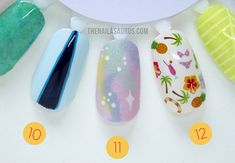 18 Summer Nail Art Ideas to Try This Weekend
