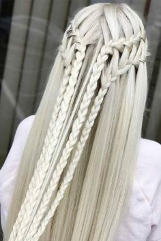 It's Time To Forget About Usual French Braid Hairstyles Tho. It's Time To Forget About Usual French Braid Hairstyles Tho… It's Time T Box Braids Hairstyles, French Braid Hairstyles, Pretty Hairstyles, Teenage Hairstyles, Hairstyles Haircuts, 1950s Hairstyles, French Braids, Simple Braided Hairstyles, French Braid Styles