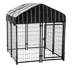 Pet Resort Kennel with Cover     Check this out>>>>>>>   http://amzn.to/2aAoj1M