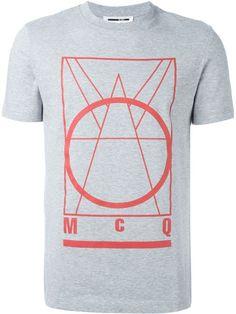 McQ Alexander McQueen Camiseta comlogo
