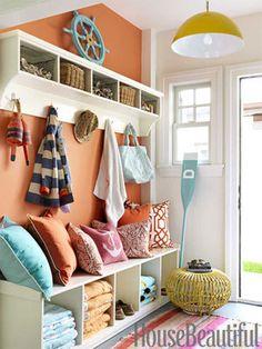 Colorful Home Decor - Color Decorating Ideas
