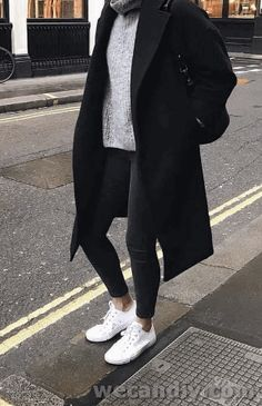 20 Chic Sweater Will Make You Still Warm With Women fall Outfits Source by thepinmag alla moda Winter Outfits For Work, Winter Outfits Women, Fall Outfits, Casual Outfits, Casual Ootd, Mode Outfits, Fashion Outfits, Womens Fashion, Look Fashion