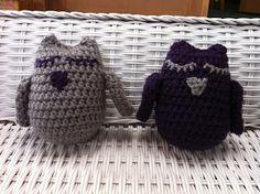 Natti's Place: Small Owl: Free Crochet Pattern