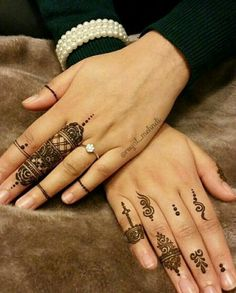 ♥ henna