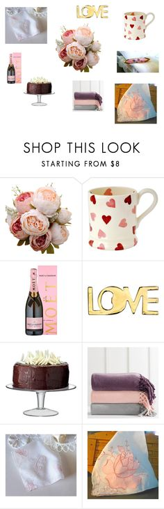 """""""LOVE - YOUR STYLE"""" by laura418 ❤ liked on Polyvore featuring interior, interiors, interior design, home, home decor, interior decorating, H&M, LSA International and PBteen"""
