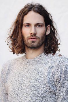 homme–models: Adam Crigler