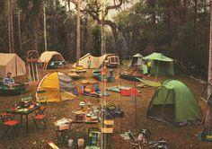 tent city @salt fork state park {8.2011}
