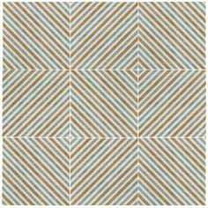 Merola Tile Boheme Matrix 7-3/4 in. x 7-3/4 in. Ceramic Floor and Wall Tile-FRC8BOHM - The Home Depot