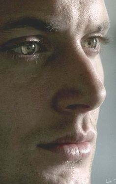 "2x05 Simon Said (Liz S edit) - so does anyone else in Pinterest despise that ""visually similar images"" icon plastered on Jensen's face? Way to go, Pinterest :(P"