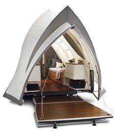 Luxury Pop Up Camper