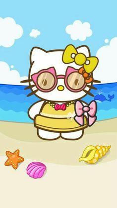 Hello Kitty Nurse Wallpaper