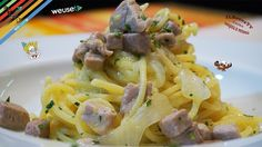 #Spaghetti #tonno fresco e #limone...e riprendi il #timone! #ilboccatv #weusetv #ricette #estate #summer #recipe