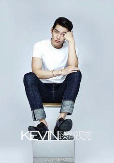 Kevin臻尚视觉 's weibo   #KIMWOOBIN