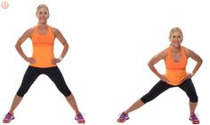 Try these 7 exercises to reduce the appearance of cellulite.