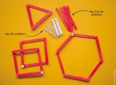 Palitos com Velcro | Velcro Sticks
