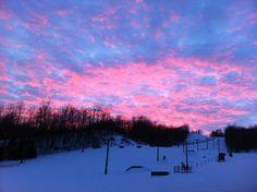 Sunset at Titus