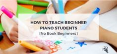 What is the best way to teach beginner piano students and to inspire, engage and motivate themin their first lesson? Is it through opening a method book and teaching students how to read middle C? Or, is it through: Exploring the piano Creating musical stories Playing games Playing by ear Transposing Harmonising, and Improvising? If you ask me, beginner piano lessons should be the most exciting, creative and engaging lessons you teach.It is your chance to help form the beginning of a…