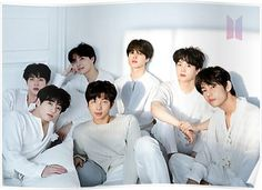 New BTS group photo from album concept photos Rpg Wallpaper, Bts Laptop Wallpaper, Bts Wallpaper Desktop, Aesthetic Desktop Wallpaper, Wallpaper Notebook, Bts Jungkook, Taehyung, Bts Group Picture, Bts Group Photos