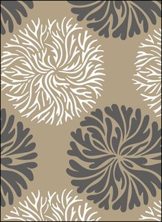 Click to see the actual VN173 - Coral & Sponge stencil design.