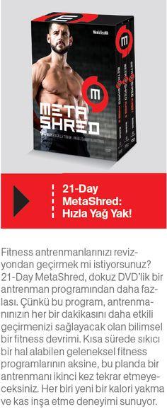 21 GÜNDE METASHRED