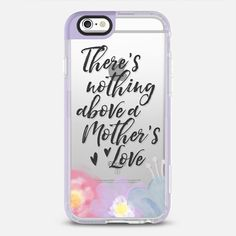 Nothing Above a Mother's Love - New Standard Pastel Case