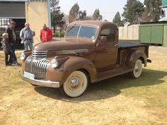 1942Chevy Pickup Small Block Chevy V8 with Turbo 3 Speed Auto Gear Box In Absolute showroom condition Price: R225 000.00 (FinanceAvailable) KATAY Racing
