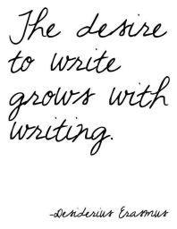 Top Three Writing Goals (Pt. 1)  http://mrsbazis.wordpress.com/2014/05/03/top-three-writing-goals-pt-1/