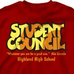 Beautiful Student Council T Shirt Design Ideas Contemporary ...