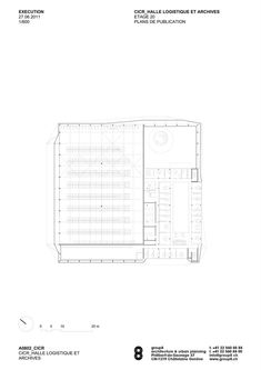 Gallery of ICRC Logistics Complex / group8 - 40 Industrial Architecture, Construction Materials, Facade, Floor Plans, How To Plan, Gallery, Image, Log Projects, Offices