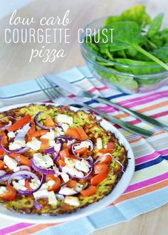 Low carb courgette c