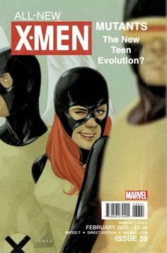 All New X-men #38 by Phil Noto