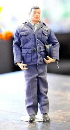 Collectible GI Joe Doll by ArtisanUnited on Etsy, $100.00