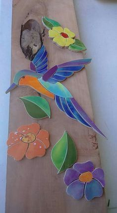 Image gallery – Page 27725353940142121 – Artofit Stained Glass Birds, Stained Glass Designs, Stained Glass Projects, Mosaic Designs, Stained Glass Patterns, Mosaic Patterns, Mosaic Artwork, Mosaic Wall Art, Glass Wall Art