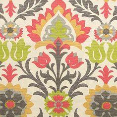 Santa marie  jewel fabric