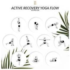 Turn your rest days into active recovery and maximize your body's repair with today's 19-minute yoga essential flow. http://www.spotebi.com/yoga-sequences/active-recovery-flow/ @spotebi #Yoga #YogaFlow #YogaSequence #Fitness #Fit #GetFit #Healthy #Happy