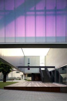 Centro Cultural en Ranica/DAP Studio + Paola Giaconia/Italia