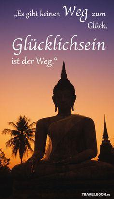Weisheit aus dem Buddhismus www.travelbook.de