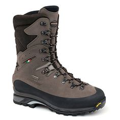 Zamberlan Outfitter GTX RR Waterproof Hunting Boots, Anthracite, 11.5D