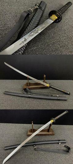 Ninja Rpg, Ninja Weapons, Arma Steampunk, Samurai Concept, Samurai Swords Katana, Types Of Swords, Japanese Artwork, Gundam Art, Japanese Sword